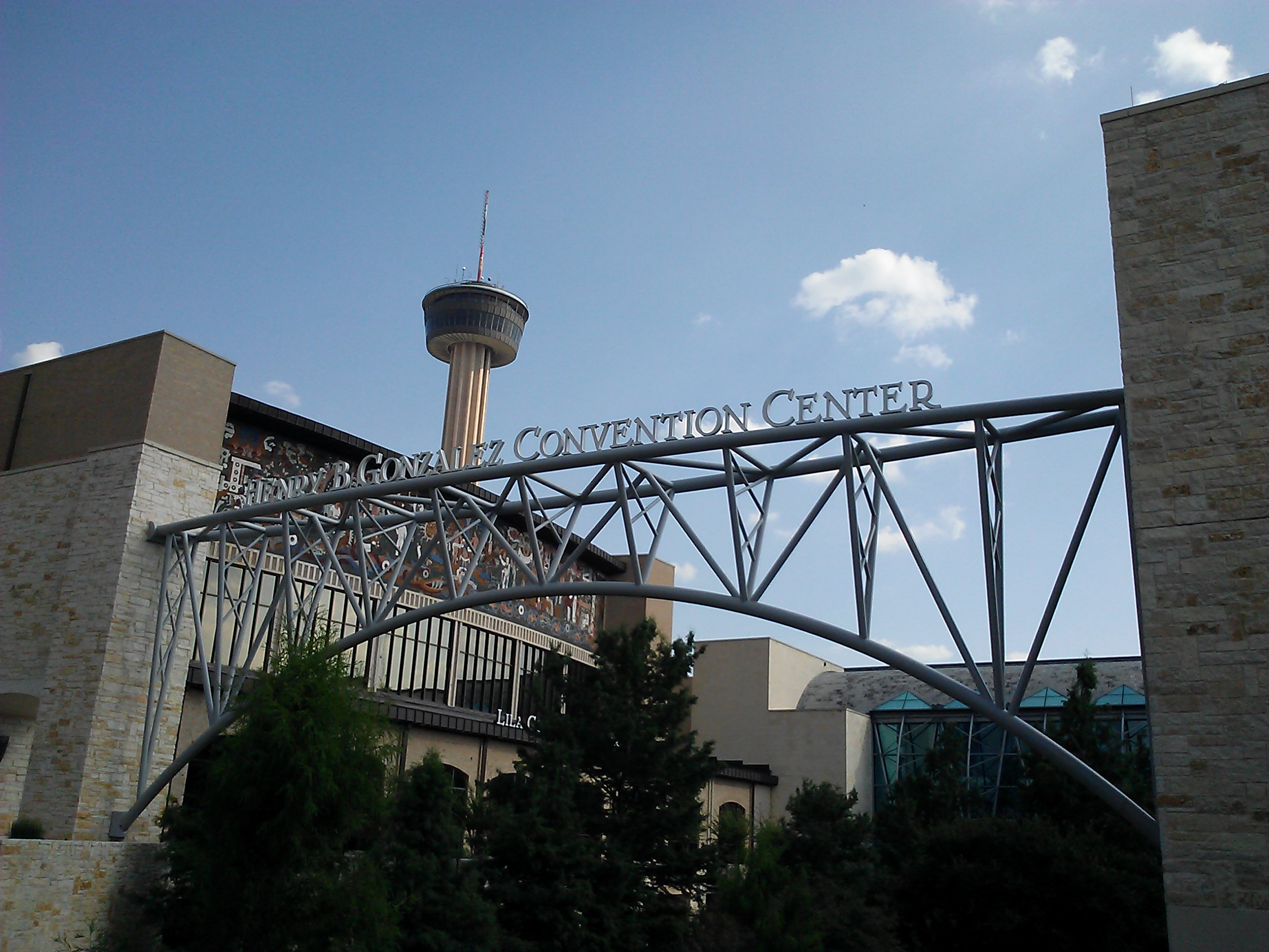 Photo of the Henry B. Gonzalez Convention Center