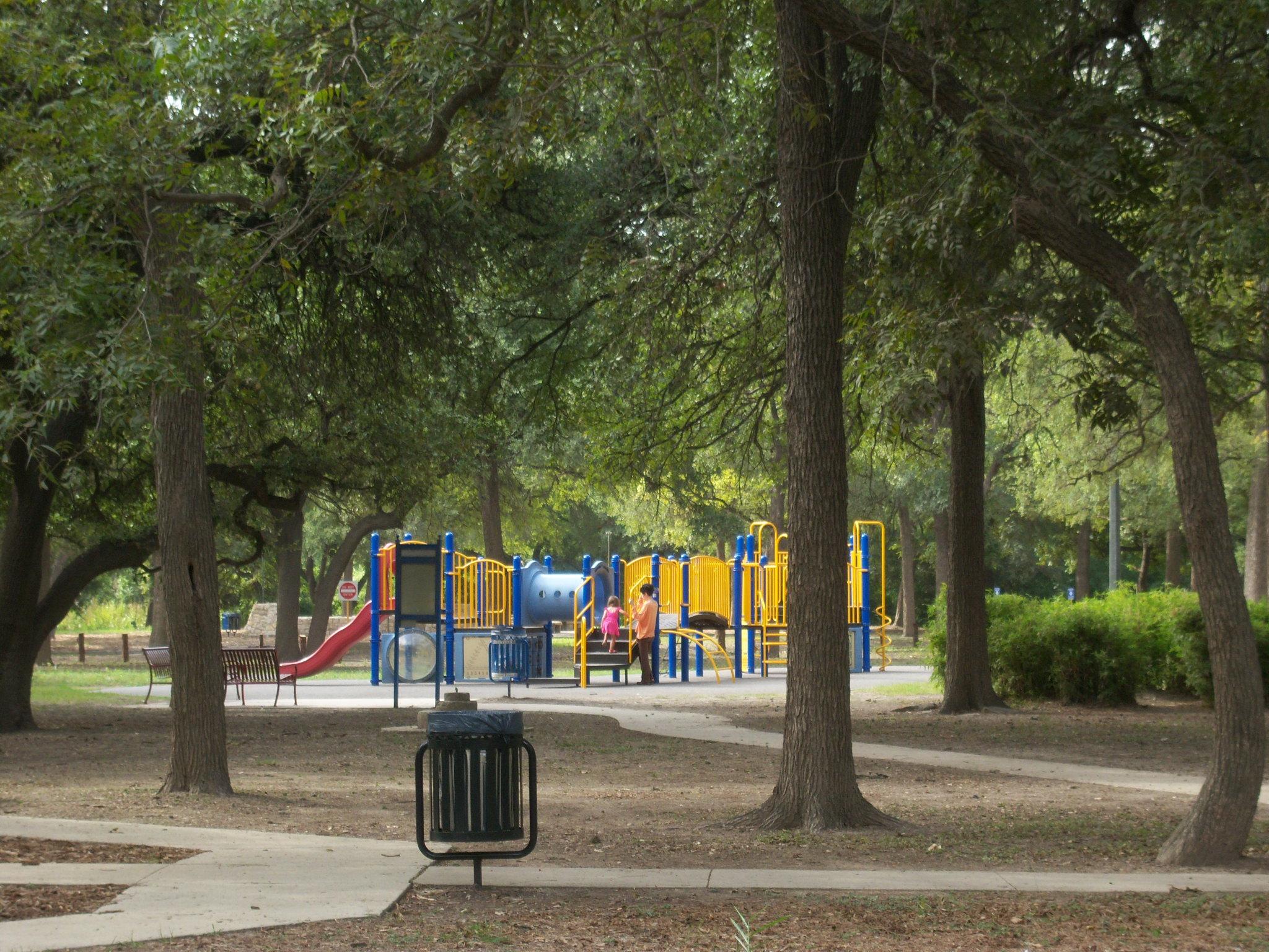 Photo of Olmos Park Playground in San Antonio, Texas