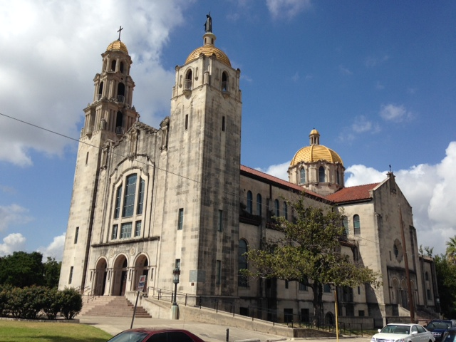 Photo of the Basilica of the National Shrine of the Little Flower