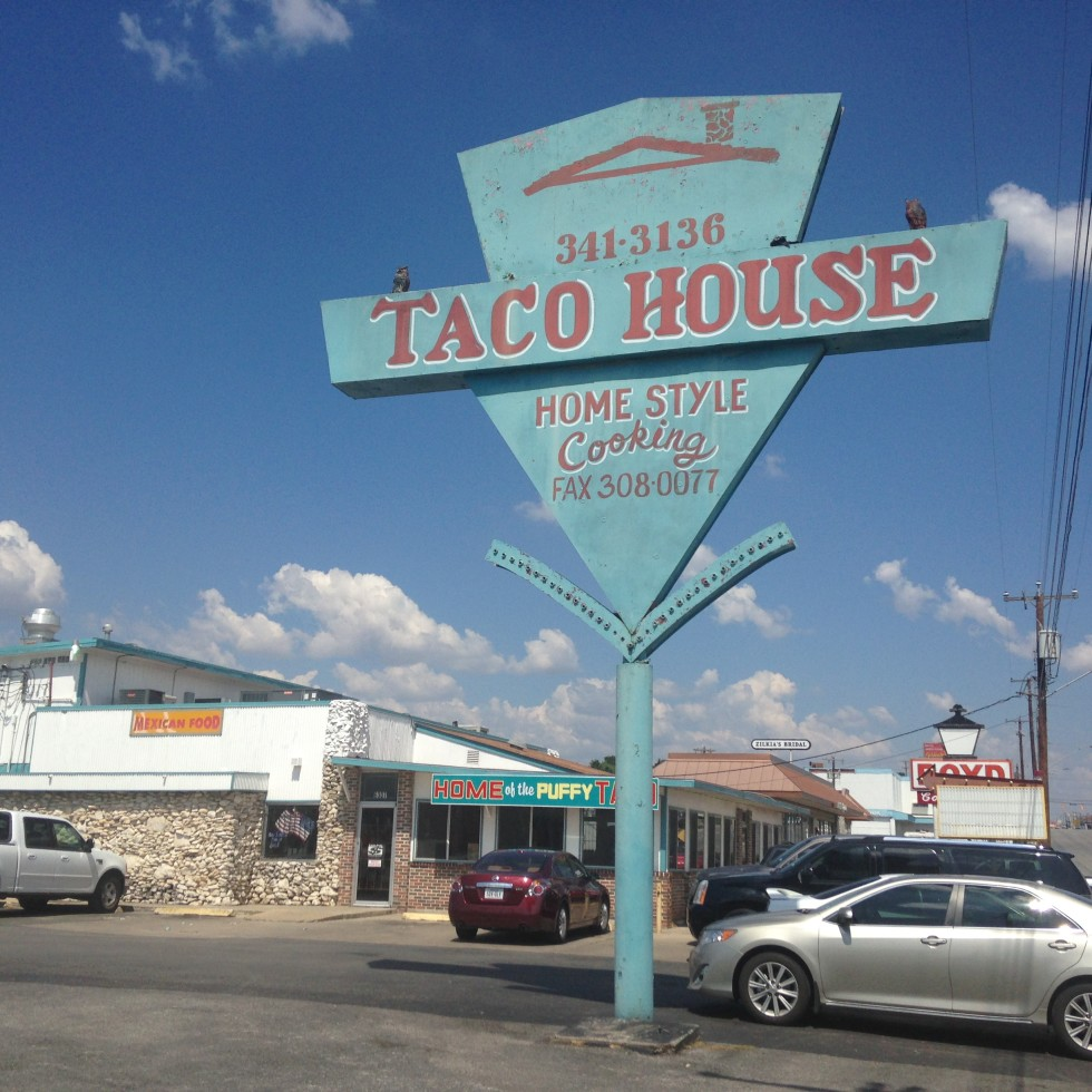 Photo of Taco House on San Pedro Avenue.