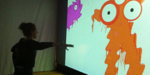 Photo of The DoSeum's digiPlaySpace