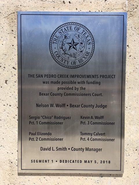 San Antonio's San Pedro Creek Culture Park enhances downtown